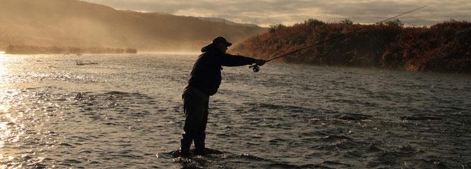 Karluk Fishing