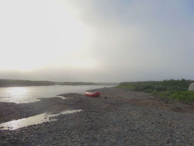 Moraine Creek, Alaska