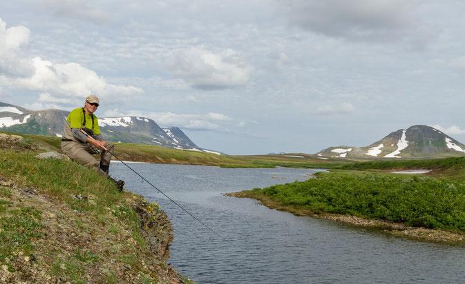 Moraine Creek Alaska