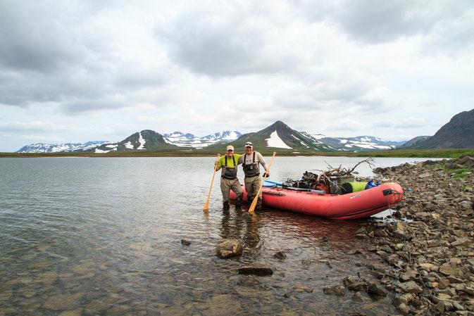 Spectacle Lake Alaska