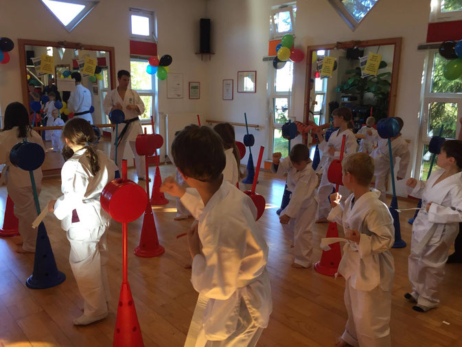 Kinderkarate in Messkirch