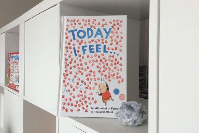 TODAY I FEEL….