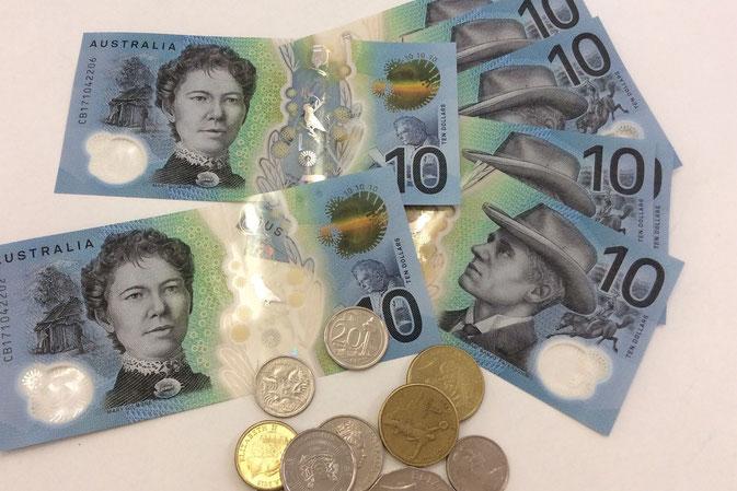 お金の単位は国によって違う!