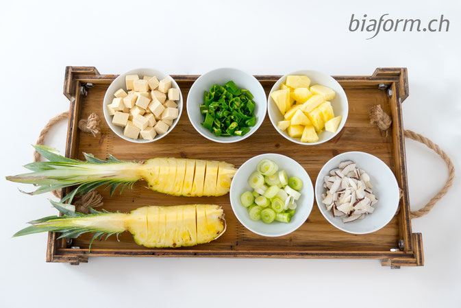 tofu rezept, ananas curry, goa curry,  foodblog, foodphotography, foodfotografie schweiz
