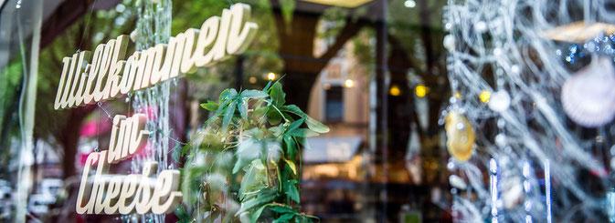 Foto der Frontansicht des Cheese - Café am Stern in Bochum