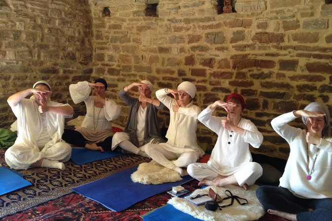 Kundalini yoga in Umbria - Bloggers Reveal Their Best Yoga Retreats 2015 @Mafambani