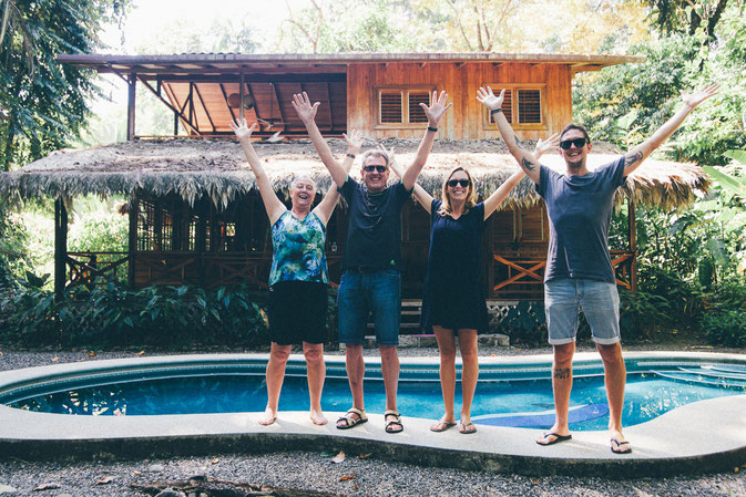 La Kukula Lodge, Playa Chiquita How To Plan The Perfect Road Trip in Costa Rica With Your Parents © Nussbaumer Photography @Mafambani @nussbaumerphoto