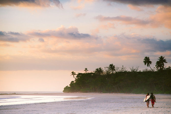 Santa Teresa beach, Costa Rica © Nussbaumer Photography - How To Plan The Perfect Road Trip In Costa Rica With Your Parents @Mafambani @nussbaumerphoto