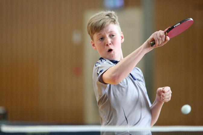 Veit Bonrath hofft beim Top-32 Turnier am Samstag in Rödinghausen auf eine Qualifikation