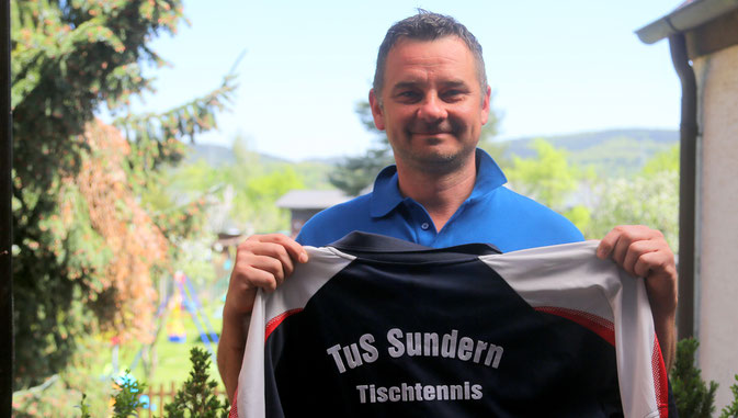 Neuer Spitzenspieler beim TuS Sundern: Tadeusz Dybiec