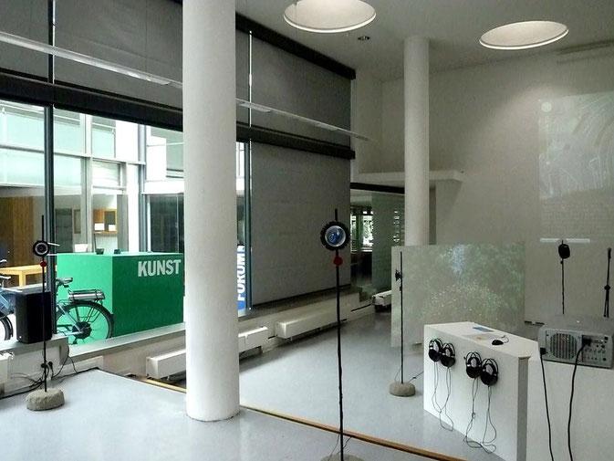 Ausstellung im Forum für Kunst & Architektur, Essen