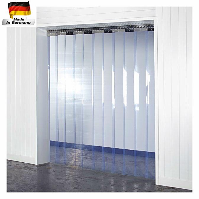 PVC Streifenvorhang & Lamellenvorhang als Set