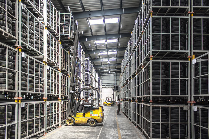 PVC Streifenvorhang für Industrie