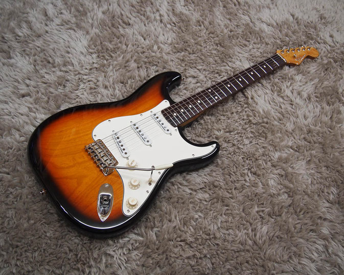 Y.O.S. Stratocaster