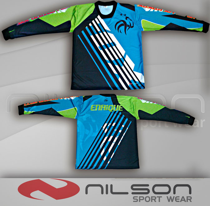 jersey cross nilson modelo gallos