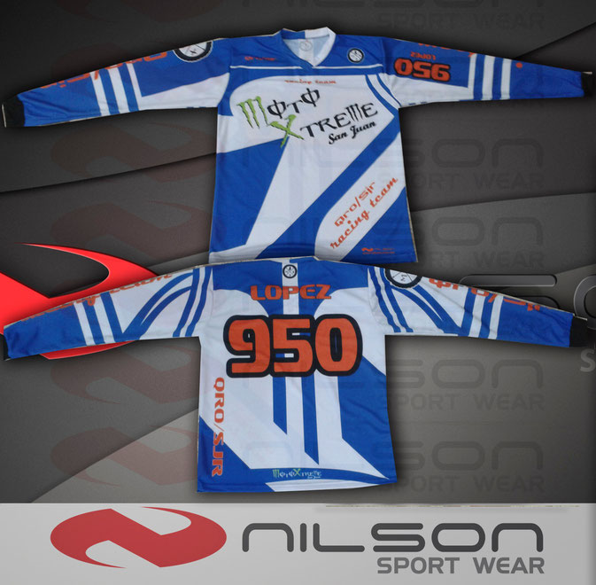 JERSEY CROSS NILSON