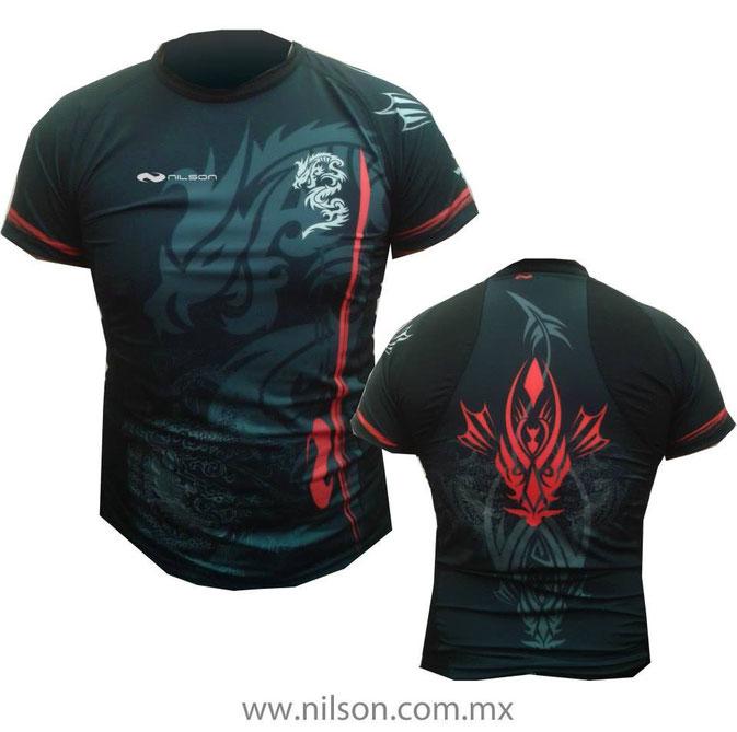 NILSON MMA