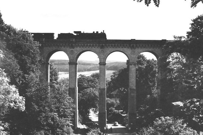 Aufnahme 1953 - Archiv Heimatverein Greene