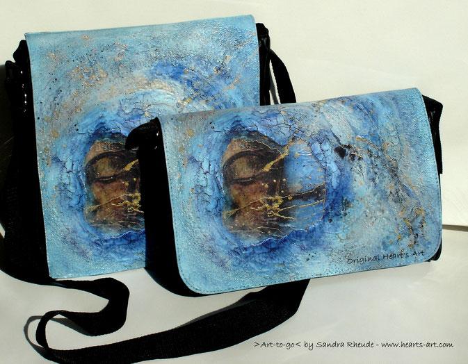 ArtBags 'Auge des Sturms' - Größe L + M