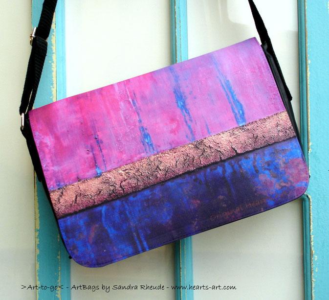 ArtBag 'Purple Passion' - Größe M