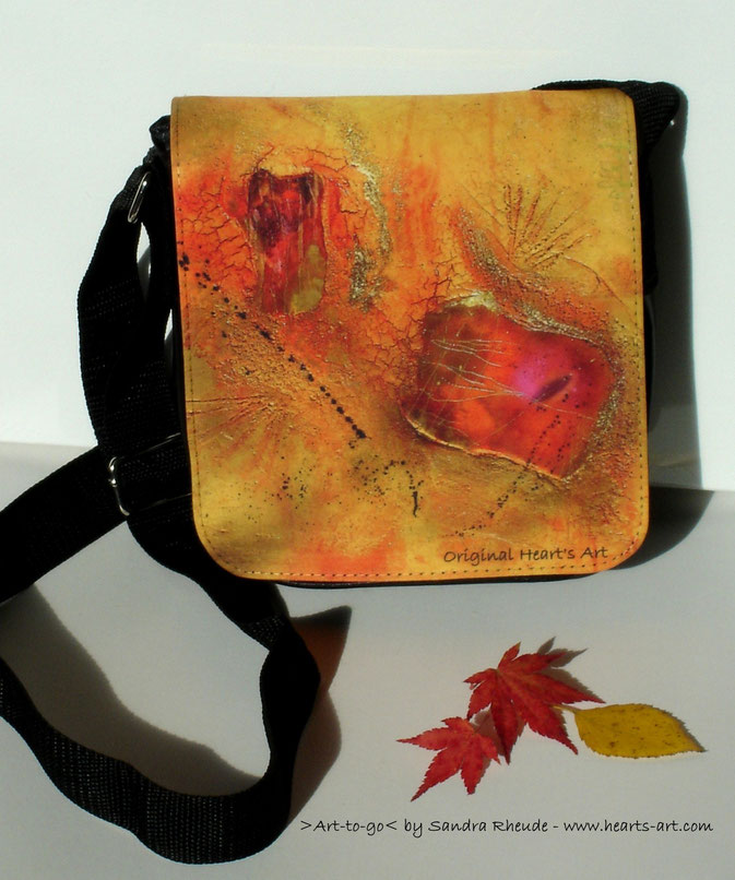 ArtBag 'Golden Age of the Moonflower Seeds' - Größe S