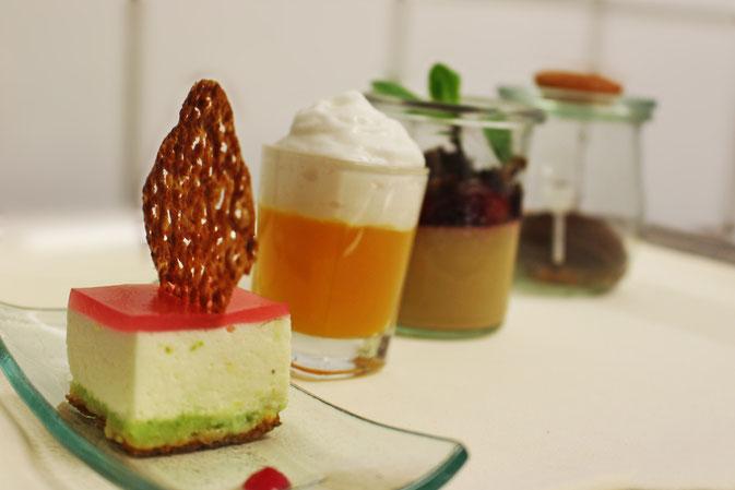 Dessert Menue Karussell Eggers Sprockhövel