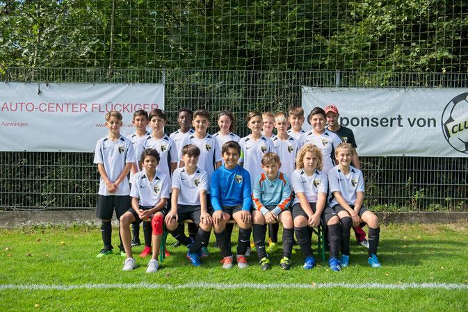 Junioren D FC Aarwangen