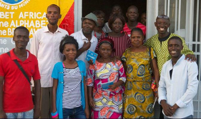 SUPER équipe de la MET Maison d'Éducation pour Tous