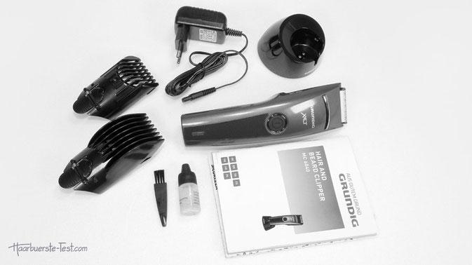 Grundig Haarschneider Set, haarschneider mit keramikklinge