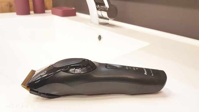 Panasonic Profi-Haarschneider mit Akku, panasonic akku haarschneider