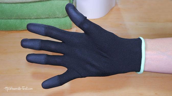 lockenstab hitzehandschuh, hitzebeständige handschuhe