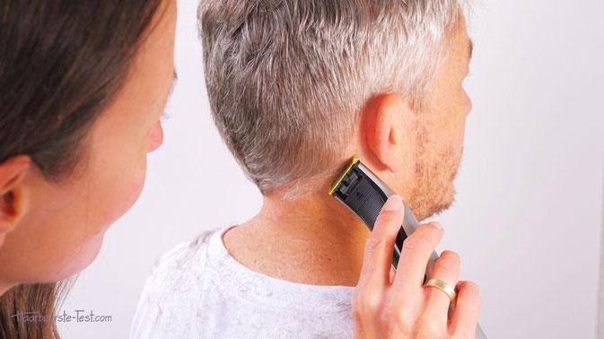 Mini Haarschneidemaschine, haartrimmer klein, kleine haarschneidemaschine test, mini haartrimmer test
