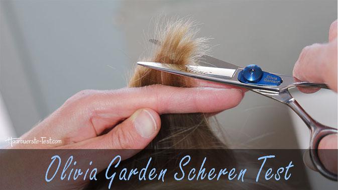 olivia garden scheren test