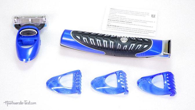 Gillette batteriebetriebener Haarschneider