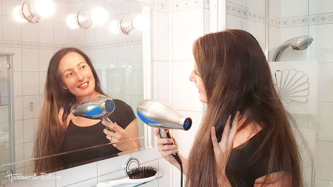 Haartrockner für lange Haare, haartrockner lange haare, lange haare föhnen, guter föhn für lange haare