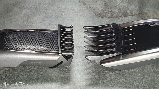 Unterschied Haarschneider und Bartschneider