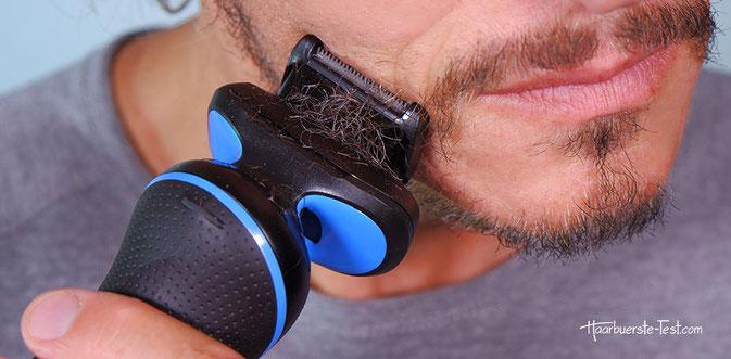 braun rasierer mit trimmer, elektrorasierer mit trimmer, braun series 5 trimmer aufsatz