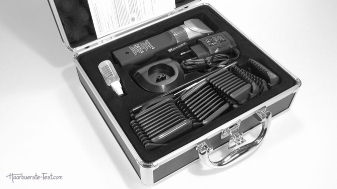 Remington Haarschneider Set HC5810, remington haarschneider im koffer, remington haarschneider hc5810