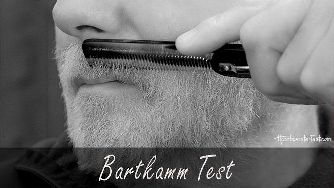 Bartkamm Test: Welche Bartkamm ist die beste zum Bart kämmen? Im Praxis Test findest du Holz, Naturkautschuk, Metall und Mini und Klappkämme ...