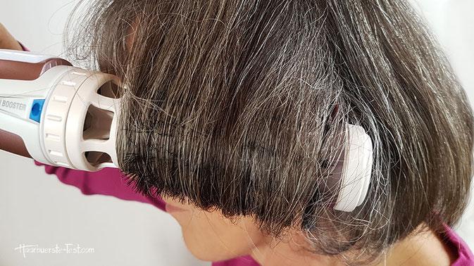warmluftbürste kurze haare