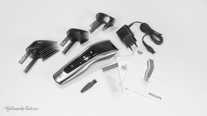 Philips Haarschneidemaschine leise