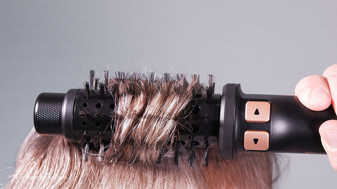 rowenta warmluftbürste kurze haare, warmluftbürste kurze haare