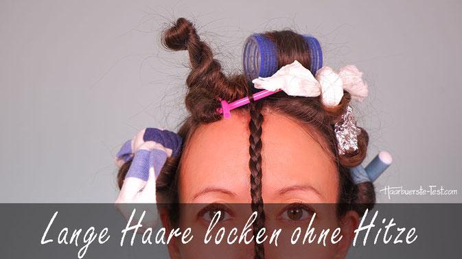 lange haare locken ohne hitze, lange haare ohne hitze locken