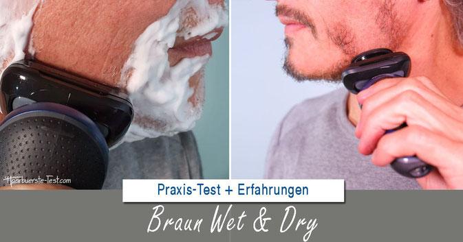 Braun Wet and Dry: Die besten Braun Nass- und Trockenrasierer