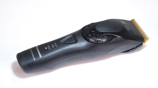Panasonic Haarschneide Set Test