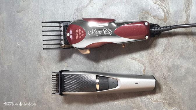 unterschied haar- und bartschneider, Unterschied Haarschneider Bartschneider