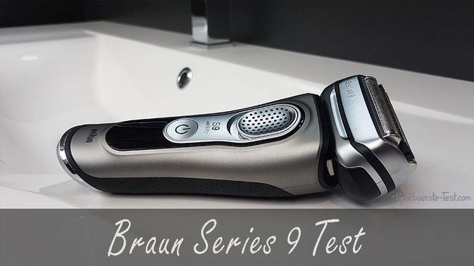 Braun Series 9 Test: Braun Rasierer 9385cc im Praxis-Test, braun rasierer series 9 test