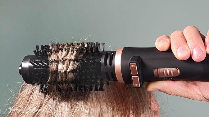 warmluftbürste volumen, warmluftbürste für kurze haare