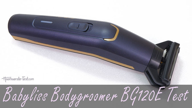 Babyliss for Men Bodygroomer Praxis Test: Körperrasierer und Trimmer in einem