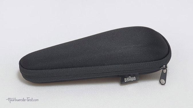 Braun Series 7 Reise-Etui mit Reißverschluss: